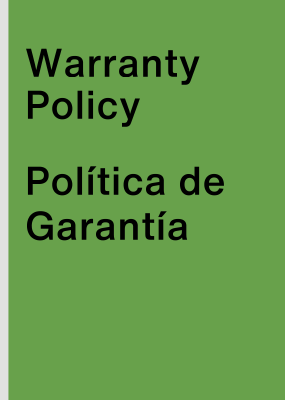 Warranties Policy Luxiona